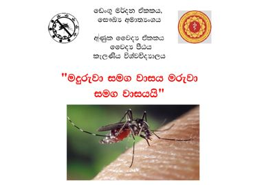 Pilot field application of Sterile Insect Technique (SIT) for integrated control of dengue vector mosquitoes