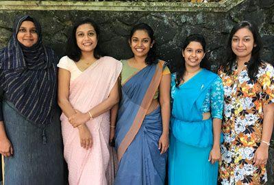 The University of Kelaniya Paediatric Quiz Team wins