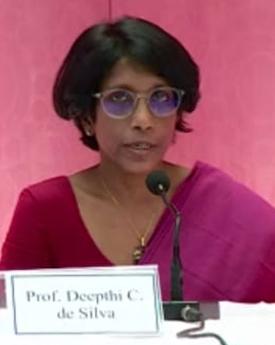 Prof. D. C. De Silva